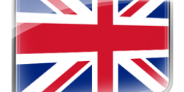 Engelsk flag stor