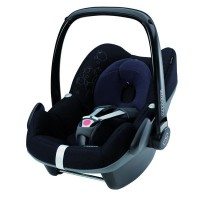 Maxi Cosi Pebble jet Black