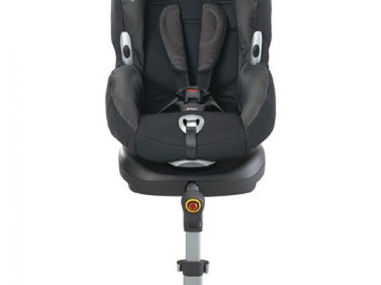 Maxi Cosi Priorifix Black Reflection