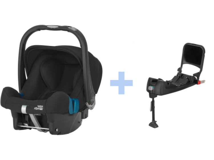 Römer Baby Safe Plus II SHR med Isofix Base